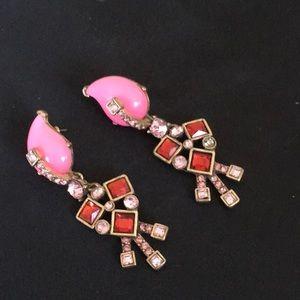 Oscar de la Renta earrings brand new